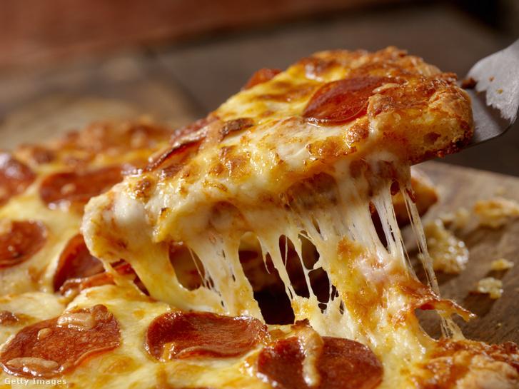 nátrium pizza