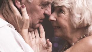 Az idős emberek is szexelnek. Miért?