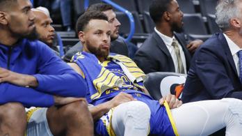 Feltörölték a padlót a Warriorsszal az NBA-ben