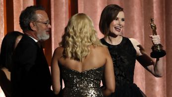 Tiszteletbeli Oscar-díjat kapott Geena Davis