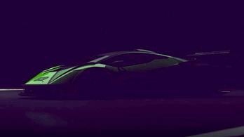 Megvillantották az eddigi legdurvább Aventadort