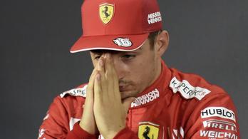 Leclerc magát, főnöke a taktikát okolta a mexikói kudarc után