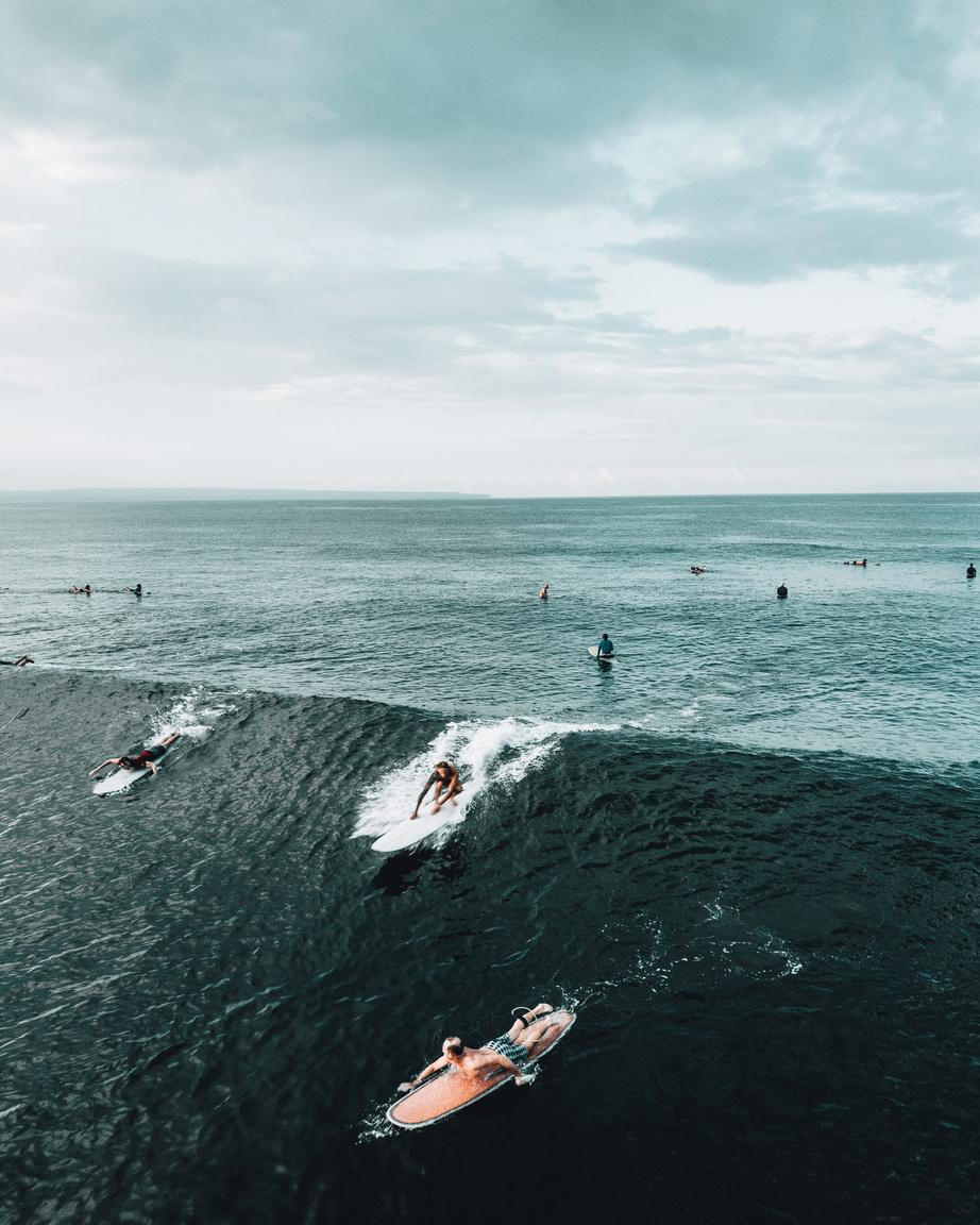 Szörf - Bali