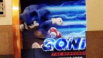 Így nézhet ki az újrarajzolt Sonic?