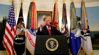 Trump a saját sikerébe is belerondított
