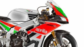 Félaktív futóművel javítják fel az Aprilia RSV4-et