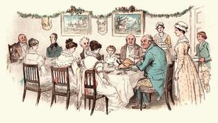Hogyan lett a karácsonyi vacsora a szegénység szimbóluma?
