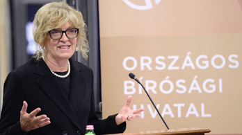Controversial leader of Hungarian judicial administration is on her way to the Constitutional Court