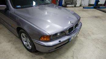 Péter megbánta, de szereti a BMW-t
