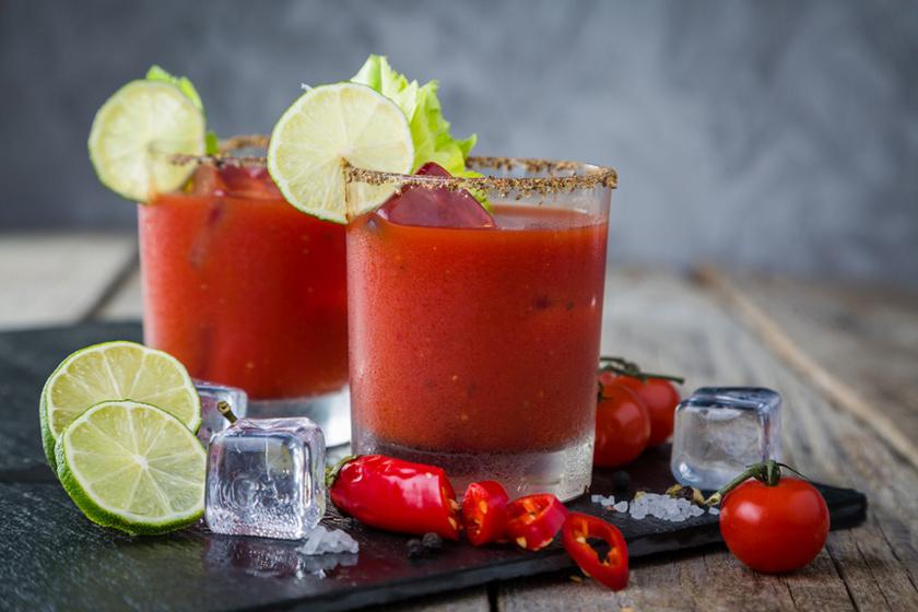 Nincs Halloween Bloody Mary nélkül: a híres koktélt egy titkos esszencia teszi különlegessé