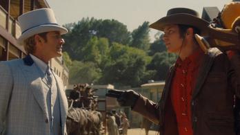 Itt egy eddig nem látott jelenet az új Tarantino-filmből