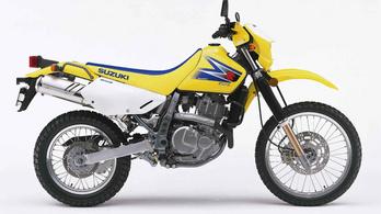 Milyen alternatívái vannak a Suzuki DR650-nek?