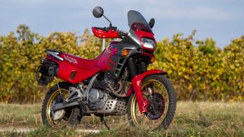 Használt: Honda NX650 Dominátor - 1995.