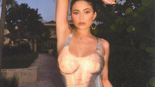Madonnának öltözött Kylie Jenner, és kimaxolta az élményt