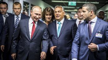 Mit keres már megint Putyin Budapesten?