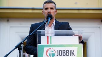 Nem lesz a Jobbik elnöke Jakab Péter