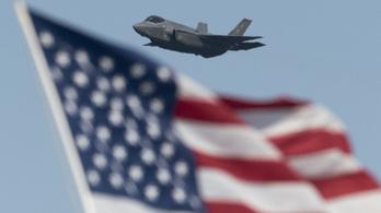 34 milliárd dollárért vásárol a világ egyik legrosszabb vadászgépéből a Pentagon