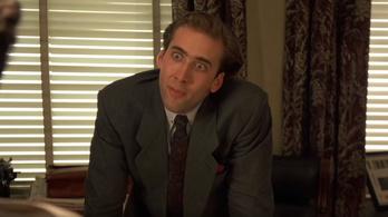 Nicolas Cage vidámparki gondnok lesz a következő filmjében