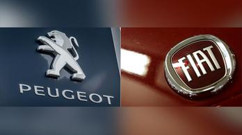 A tervek szerint egyesülne a Fiat és a Peugeot, új csúcsszereplő jöhet a világ autópiacán