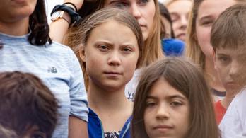 Díjat kapott Greta Thunberg, nem kért belőle