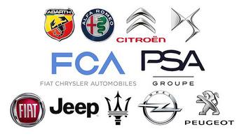 Nem dobna ki márkákat a PSA és a Fiat