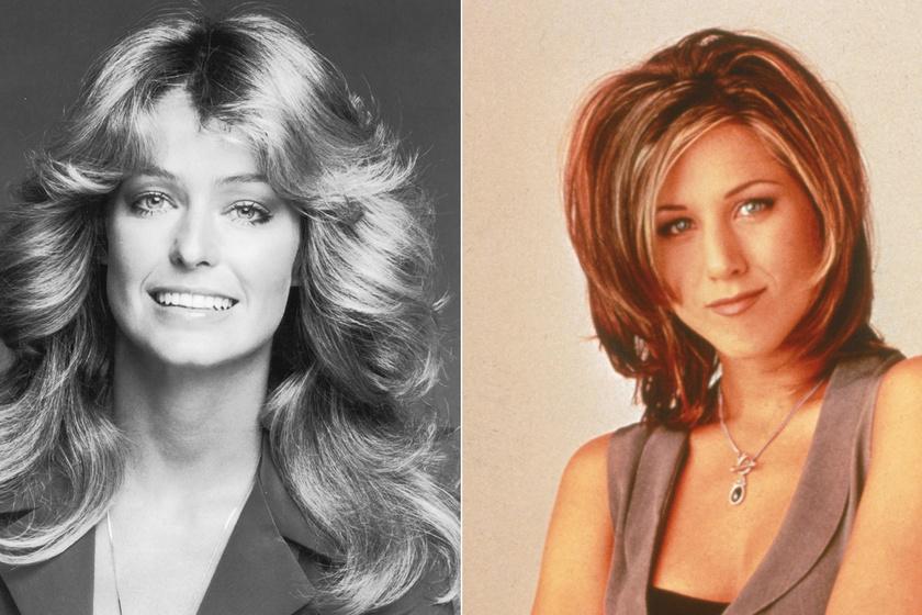 A 70-es években mindenki ilyen hajat kért a fodrászától - Ikonikus sztárfrizurák, amikért minden nő megőrült
