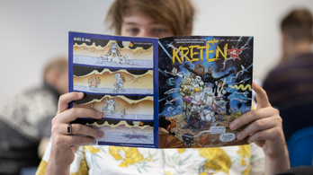 A Kretén Magazin úgy tért vissza, mintha semmi sem történt volna