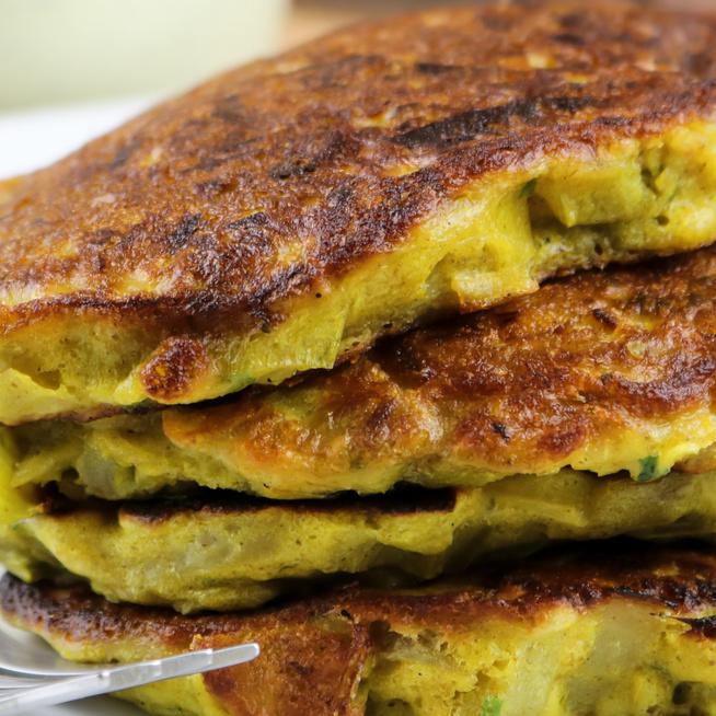 Mutatós zöldség pogácsába sütve: póréhagymás finomság nem csak vegáknak