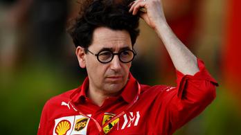 A Ferrarinál megőrültek. Vagy direkt csinálják