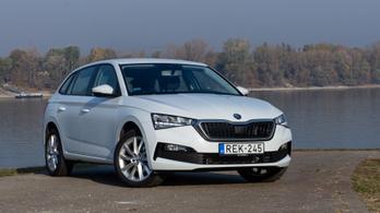 Teszt: Škoda Scala 1,0 TSI Ambition