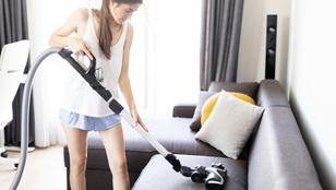 Így tisztítsd jól a különböző kanapékat