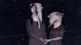 A leggagyibb halloweeni maszkok evör – Galéria!