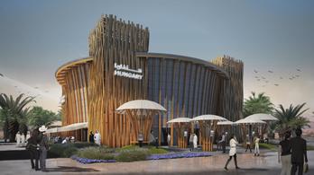 Így néz majd ki a 2020-as dubaji világkiállítás magyar pavilonja