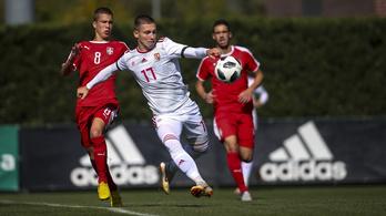 Kidőlt a magyar válogatott alapembere az U17-es futball-vb-ről
