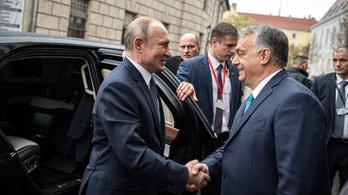 Orbán arról panaszkodott Putyinnak, hogy elvesztették Budapestet