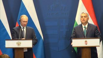 Itt nézhetik élőben Orbán és Putyin sajtótájékoztatóját