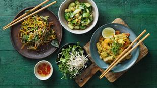 Főzz kínait otthon: 5 finom és egyszerű étel a távol-keleti ízek kedvelőinek