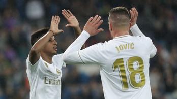 10 meccset várt első Real-góljára