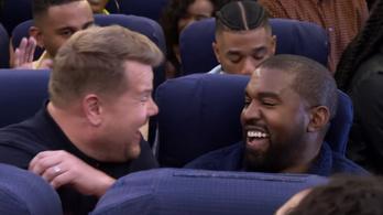 Kanye Westnek Isten térítette vissza az adóját