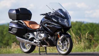Teszt: BMW R 1250 RT – 2019.