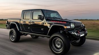 Ez itt Maximus, az ezer lóerős Jeep