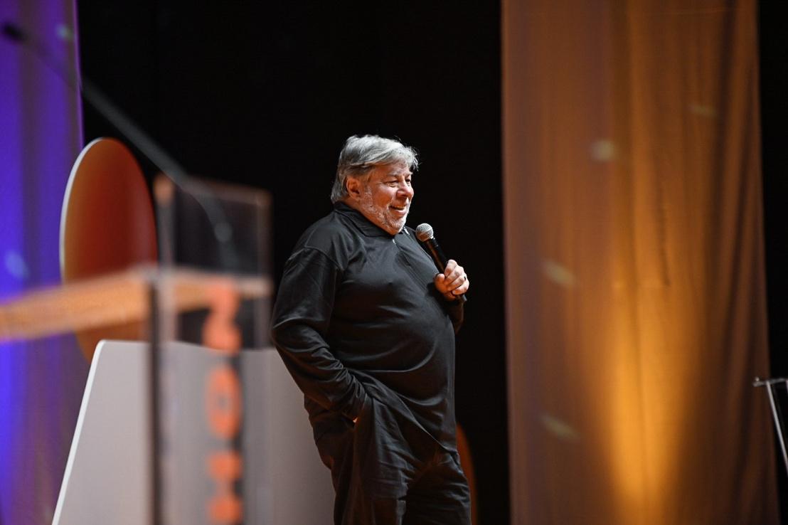 Novathon withCIB 2019 Steve Wozniak