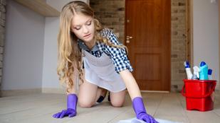 7 takarítási hiba, amivel megnehezíted az életed