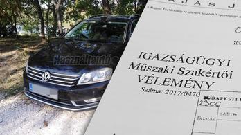 Az autólopás gyanúsítottja megtarthatta a Passatot