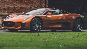 Eladják a sosem volt Jaguar sportkocsit