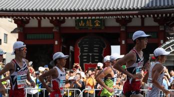 Eldőlt, Tokiótól 800 km-re rendezik a maratont az olimpián