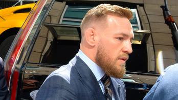 Pénzbüntetésre ítélte a bíróság Conor McGregort