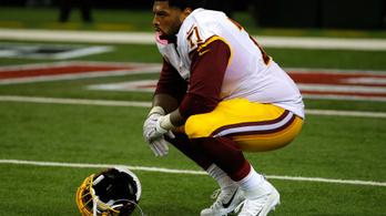 NFL-sztár: Majdnem az életembe került