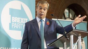 Farage kukába dobatná Boris Johnsonnal a brexitmegállapodást
