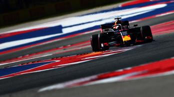 F1: sehol a Mercedes az első amerikai edzésen